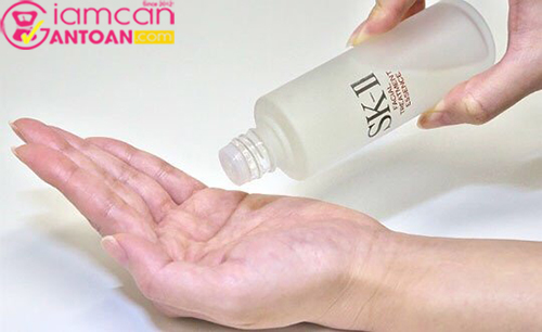Nước hoa hồng SKii Facial Treatment Clear Lotion 230ml.3