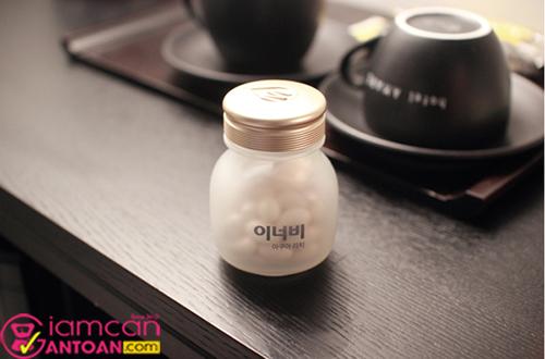 Viên uống cấp nước và collagen CJ Innerb Aqua Rich