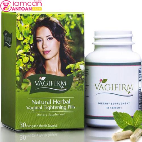 Viên uống se khít vùng kín, tăng cường sinh lý nữ Vagifirm7