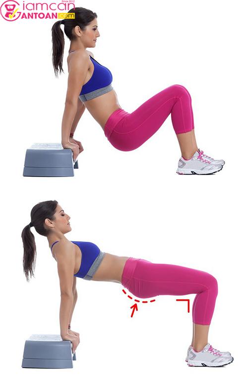 Bật mí một số động tác nâng cao giúp người tập đẩy lùi mỡ thừa một cách triệt để5