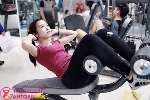 Thuốc giảm cân cho người tập Gym hiệu quả, an toàn!