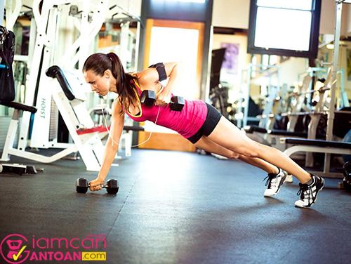 Thuốc giảm cân cho người tập Gym hiệu quả, an toàn!2