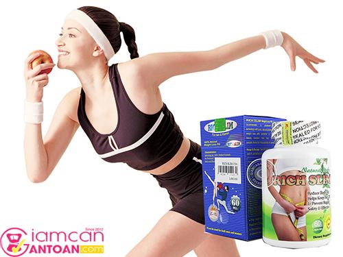 Thuốc giảm cân cho người tập Gym hiệu quả, an toàn!4