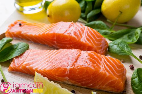 Vì sao người béo phì muốn giảm cân ăn cá lại tốt hơn ăn thịt?2