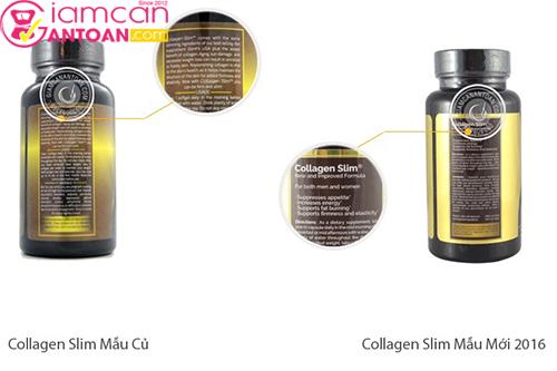 Thuốc giảm cân Collagen Slim chính hãng có tốt không?2