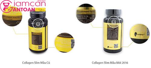 Thuốc giảm cân Collagen Slim chính hãng có tốt không?3