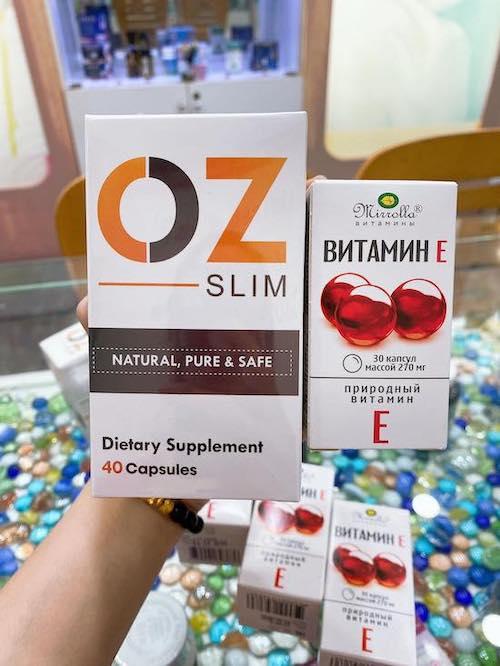 Hoặc tặng viên uống bổ sung Vitamin E 30 Viên nhập khẩu