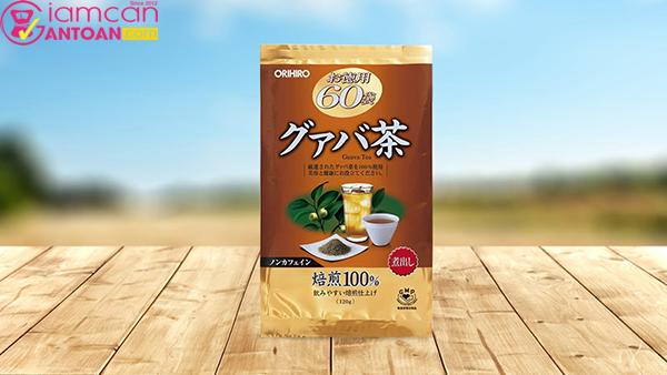 Trà ổi Orihiro Guava Tea giúp cải thiện giấc ngủ