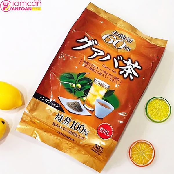 Trà Ổi Orihiro Guava Tea Nhật Bản hiện rất được phụ nữ Nhật Bản yêu thích