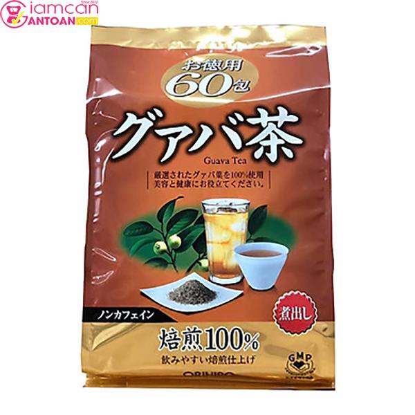 Trà ổi Orihiro Guava Tea được thị trường Nhật Bản đón nhận