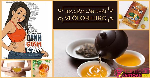 Trà ổi Orihiro Guava Tea sẽ giúp giảm cân toàn diện nếu uống mỗi ngày