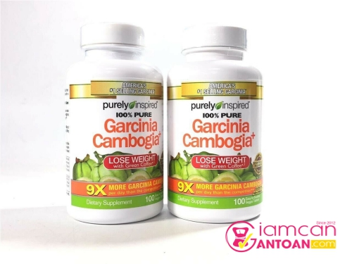 Purely Inspired Garcinia Cambogia chính hãng