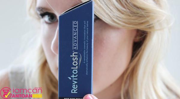 Serum dưỡng mi Revitalash 0,75ml được rất nhiều chị em tin dùng