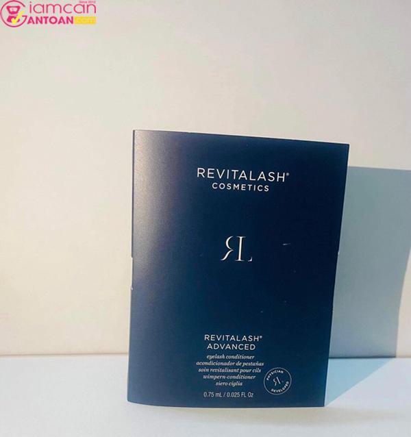 Phiên bản Serum dưỡng mi Revitalash 0,75ml khá tiện dụng nhỏ gọn