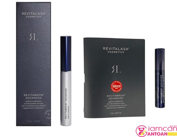 Serum dưỡng mọc mày Revitalash Eyebrow Conditioner hiện đang hot trên thị trường