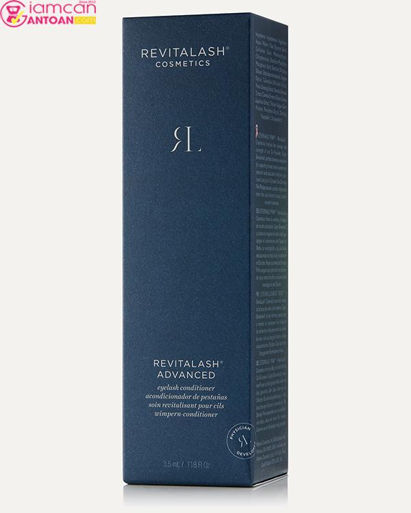 Revitalash Advanced 3.5ml chứa có thêm thảo dược Biotin
