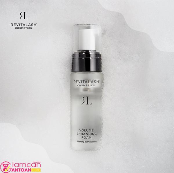 Serum mọc tóc Revitalash Volume Enhancing Foam giúp tóc mọc nhanh chóng