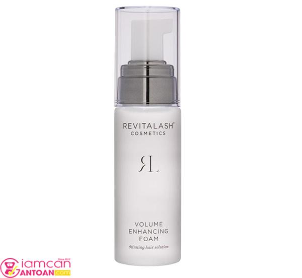 Serum mọc tóc Revitalash Volume Enhancing Foam phù hợp với hầu hết các loại da đầu