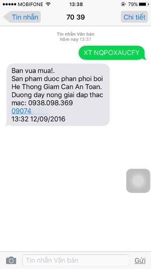 tem sms