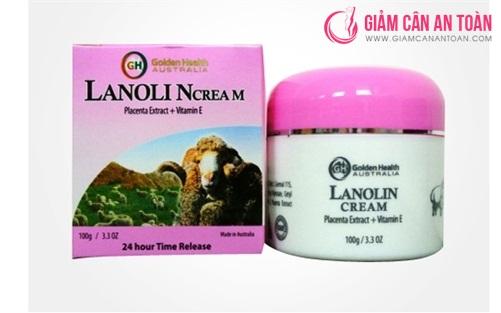 Kem Nhau Thai Cừu Lanolin Placenta 100gr 2