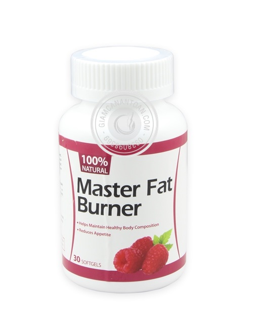 thuoc giam can master fat burner