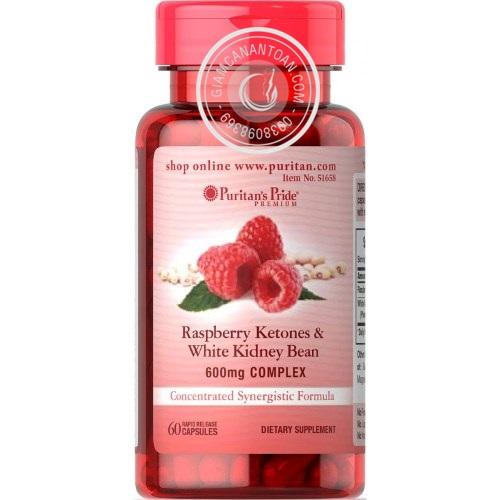 Raspberry Ketones & White Kidney Bean