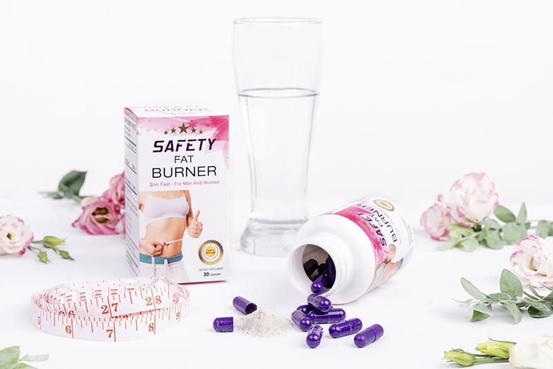 Safety Fat Burner Cách Sử Dụng