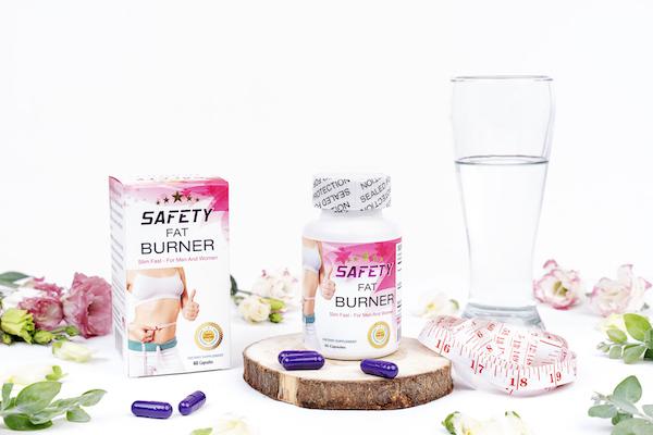 thuốc giảm cân safety fat burner an toàn