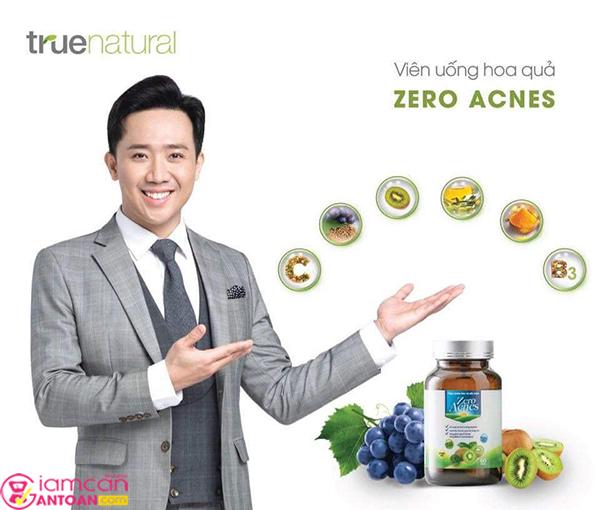 Zero Acnes được đánh giá là một trong những sản phẩm nuôi dưỡng cơ thể