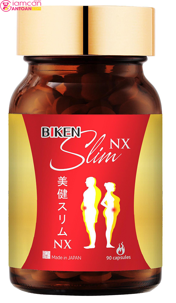 Biken SLIM NX ngoài công dụng giảm cân nhanh