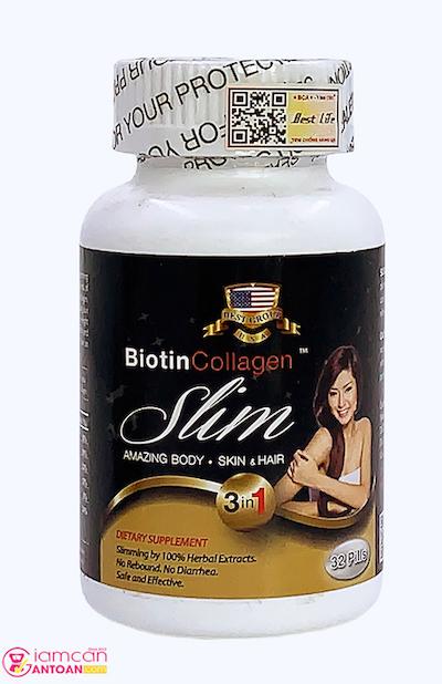 biotin collagen giá bao nhiêu, mua ở đâu?