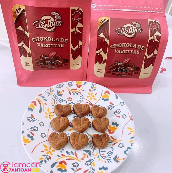 Kẹo Chokolade Vaegttab hỗ trợ giảm mỡ thừa một cách tự nhiên
