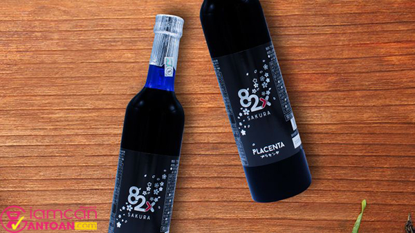 Placenta 82x Sakura Premium giúp đẹp da một cách hoàn hảo
