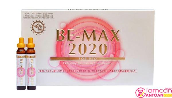 Collagen Be-Max nổi tiếng tại thị trường nội địa Nhật