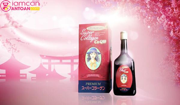 Super Collagen CoQ10 tốt nhất cho phụ nữ thời kỳ Tiền mãn kinh.