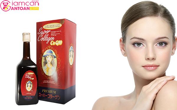 Super Collagen CoQ10 được thị trường Nhật tin dùng