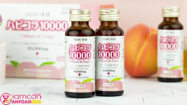 Collagen de Happy có rất nhiều công dụng hữu ích nhất là về sắc đẹp