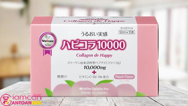 Collagen de Happy dùng cả nam và nữ đều được