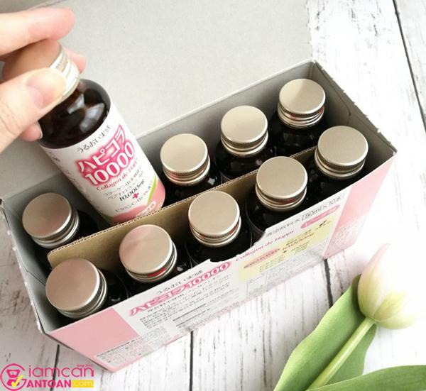 Collagen de Happy dùng mỗi ngày 1 chai là tốt nhất