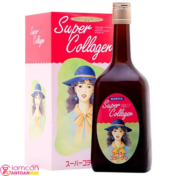 Nước Uống Super Collagen Fuji chứa rất nhiều dưỡng chất nhất là collagen