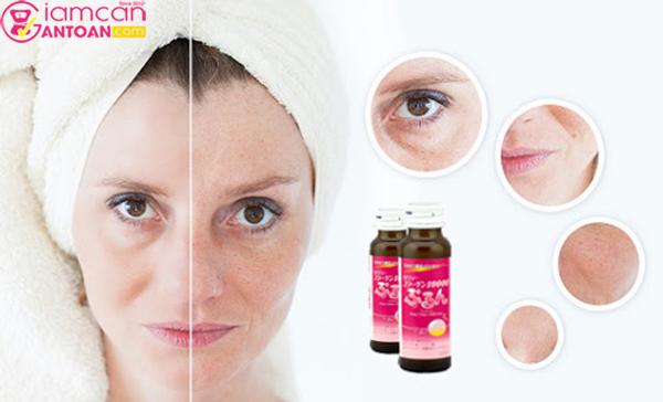 Collagen Purun Mopity 10.000mg dùng được cho cả nam và nữ giới từ 18 tuổi trở lên