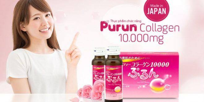 Hãy uống Collagen Purun Mopity mỗi ngày để đạt hiệu quả cao nhất