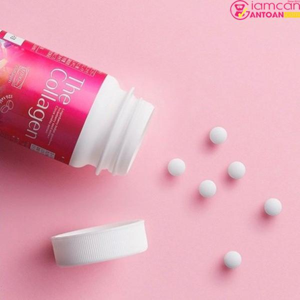 Nếu chị em có điều kiện hãy mua dùng thử Viên Uống The Collagen Shiseido nhé