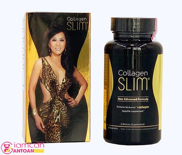 thuốc giảm cân Collagen Slim