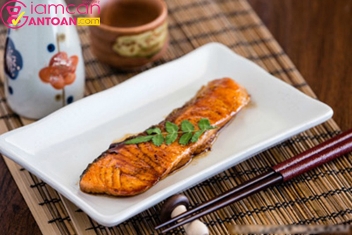 Món sushi cá tươi rất tốt cho sức khỏe người dùng