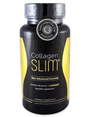 Collagen Slim kỳ duyên thuốc giảm cân