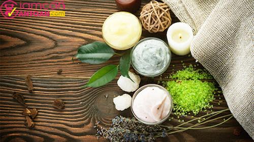 Các sản phẩm làm đẹp hữu cơ rất hữu ích trong quá trình làm đẹ