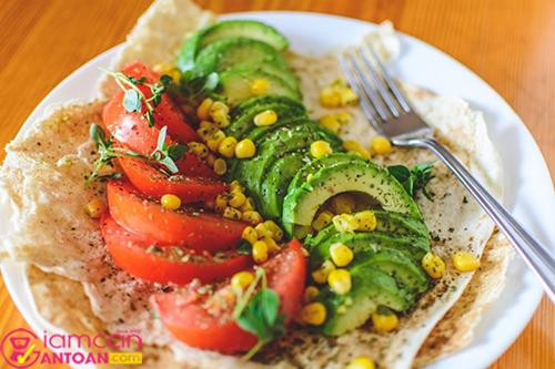 Người Mexico có thói quen ăn uống lành mạnh và khoa học