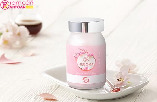 Hebora Sakura & Damask Rose được sản xuất tại Nhật Bản với dây chuyền hiện đại