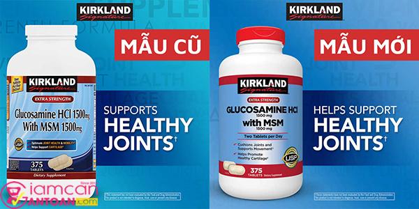 Glucosamine HCL 1500mg đang được thị trường Mỹ và Châu Á đón nhận và phản hồi tích cực